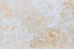 Fondo di struttura modellato marmo giallo Fotografia Stock