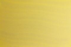 Fondo di superficie dell'oro di colore del metallo Immagini Stock Libere da Diritti