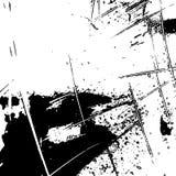Fondo di superficie graffiato di vettore illustrazione vettoriale