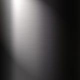 Fondo di superficie metallico per lavoro creativo Fotografia Stock Libera da Diritti