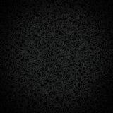 Fondo di tappeto nero, ruspa spianatrice del piede, porta m. Fotografie Stock
