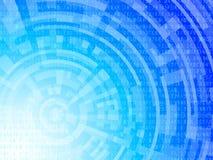 Fondo di tecnologia di dati Immagine Stock Libera da Diritti