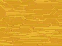 FONDO DI TECNOLOGIA DI INDUSTRIA ELETTRONICA DI ALTA TECNOLOGIA Fotografia Stock