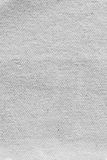 Fondo di tela bianco di struttura del tessuto Immagini Stock
