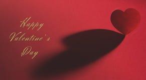 Fondo di tema di giorno del ` s del biglietto di S. Valentino della st Fotografia Stock Libera da Diritti
