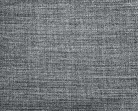 Fondo di tessuto naturale strutturato grigio immagini stock libere da diritti