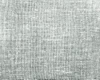 Fondo di tessuto naturale strutturato grigio fotografie stock