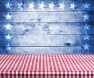 Fondo di U.S.A. Fotografia Stock