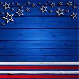 Fondo di U.S.A. Immagini Stock Libere da Diritti