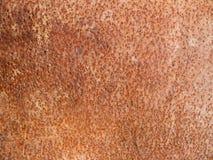 Fondo di un di piastra metallica corroso Immagine Stock Libera da Diritti
