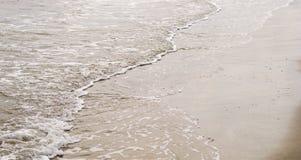 Fondo di un'onda del mare Fotografia Stock Libera da Diritti