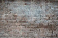 Fondo di vecchi mattoni bagnati Immagini Stock