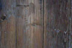 Fondo di vecchia struttura dei bordi di legno Fotografie Stock