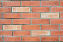 Fondo di vecchio muro di mattoni d'annata Fotografia Stock