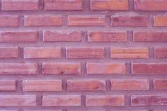 Fondo di vecchio muro di mattoni sporco d'annata, fotografie stock libere da diritti