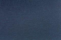 Fondo di velluto blu scuro Fotografia Stock