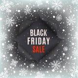 Fondo di vendita di Black Friday Illustrazione Vettoriale