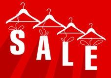 Fondo di vendita di Natale Immagini Stock
