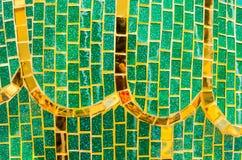 Fondo di vetro di struttura dell'estratto del mosaico Fotografia Stock Libera da Diritti