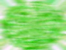 Fondo di vetro glassato di verde Fotografie Stock Libere da Diritti