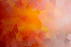 Fondo di vetro leggero di stile Fotografia Stock