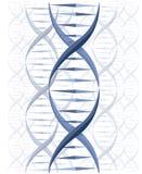 Fondo di vettore del DNA Fotografia Stock