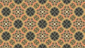 Fondo di vettore del modello del batik, royalty illustrazione gratis
