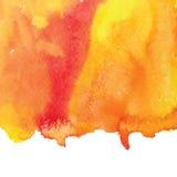 Fondo di vettore dell'acquerello Fotografie Stock