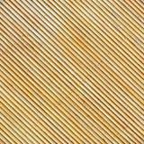 Fondo diagonal de bambú de la pared Fotografía de archivo libre de regalías