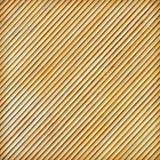 Fondo diagonal de bambú de la pared Fotografía de archivo