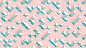 Fondo diagonal geométrico de la ciudad Modelo abstracto del vector ilustración del vector