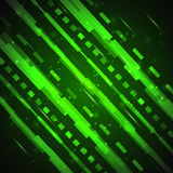 Fondo digital futurista Concepto del camino Imagen de archivo libre de regalías