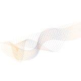 Fondo dinámico abstracto Imágenes de archivo libres de regalías