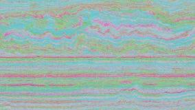 Fondo dinámico de transformación del nostálgico 80s del error de datos ilustración del vector