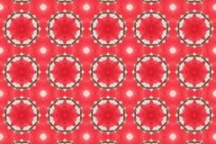 Fondo dinámico del LED ilustración del vector