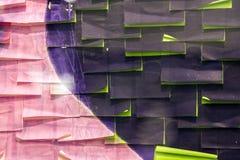 Fondo dipinto di struttura del dettaglio della tela fotografia stock