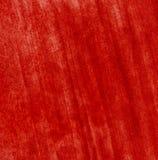 Fondo dipinto rosso Fotografia Stock Libera da Diritti