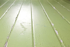 Fondo dipinto verde rustico Immagini Stock