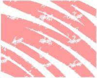 Fondo disegnato a mano dell'estratto di rosa per il bambino teenager di progettazione dei bambini della ragazza di presentazione  illustrazione vettoriale