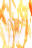 Fondo disegnato a mano realistico dell'acquerello illustrazione vettoriale
