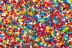 Fondo dolce multicolore Fotografia Stock Libera da Diritti