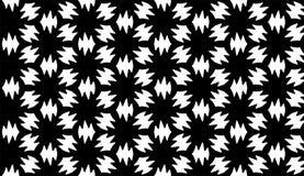 Fondo domestico in bianco e nero senza cuciture del modello di vettore Arti, ambiti di provenienza fotografie stock