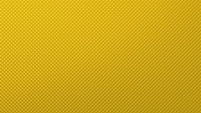 Fondo dorato metallico approssimativo struttura dorata astratta dei rombi Fotografia Stock