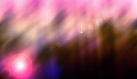 fondo drammatico di concetto del chiarore della lente di effetto della luce bello Fotografia Stock Libera da Diritti