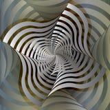 Fondo dreamlike abstracto para el papel pintado, álbum, cubierta del aviador, bandera, cartel, vector del folleto libre illustration