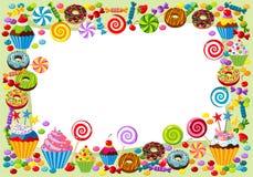 Fondo dulce. El día más dulce. Fotografía de archivo libre de regalías