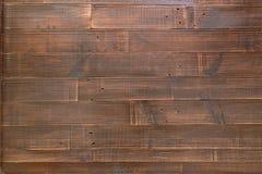 Fondo e struttura di legno rossa Fotografie Stock Libere da Diritti