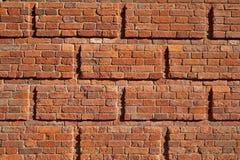 Fondo e struttura di un muro di mattoni fotografie stock