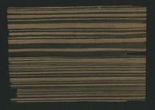 Fondo ebano a strisce dell'impiallacciatura della mobilia di struttura Struttura di legno del granulo Legno dell'ebano Immagine Stock Libera da Diritti