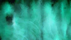 Fondo elegante acquerello di progettazione di arte grafica dell'illustrazione di verde della menta bello illustrazione vettoriale